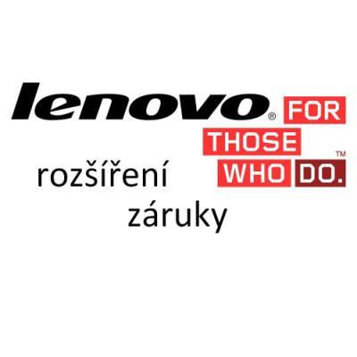 Rozšíření záruky Lenovo z 2 na 3 roky mail-in