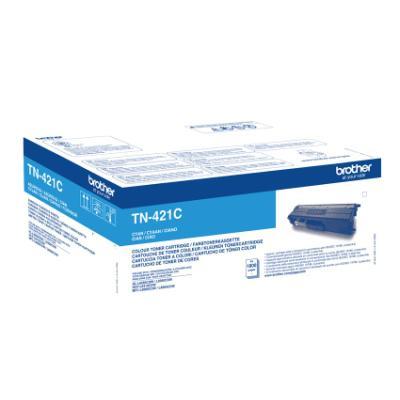 Toner Brother TN-421C modrý