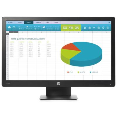 LED monitor HP ProDisplay P203 20""