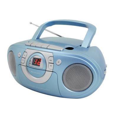 Rádio Soundmaster SCD5100BL modré