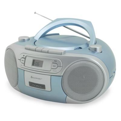 Rádio Soundmaster SCD5410BL modré