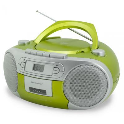 Rádio Soundmaster SCD5410GR zelené