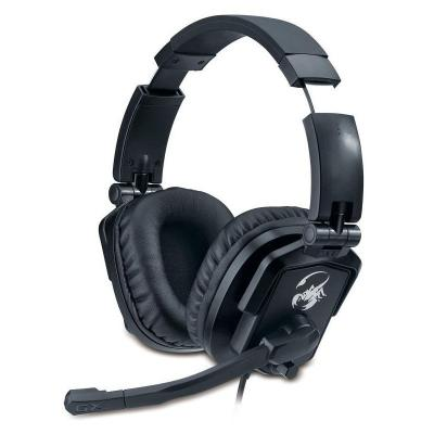 Headset Genius GX Gaming LYCHAS HS-G550