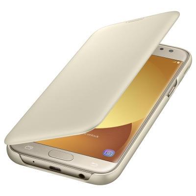 Pouzdro Samsung pro Galaxy J5 2017 zlaté