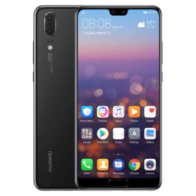 Mobilní telefon Huawei P20 černý