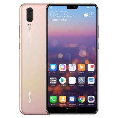 Mobilní telefon Huawei P20 růžový