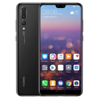 Mobilní telefon Huawei P20 Pro černý