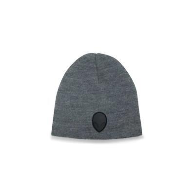 Čepice Dell Alienware Beanie Knit Cap šedá