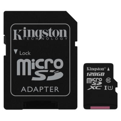 Paměťová karta Kingston Canvas Select SDXC 128GB