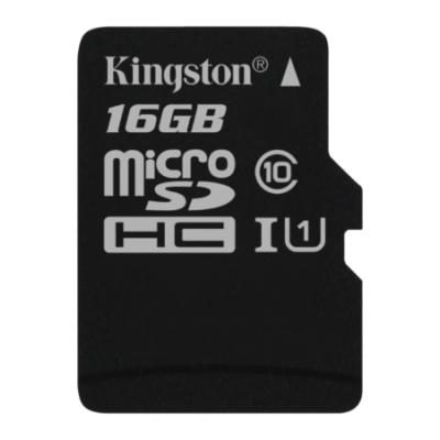 Paměťová karta Kingston Canvas Select SDHC 16GB