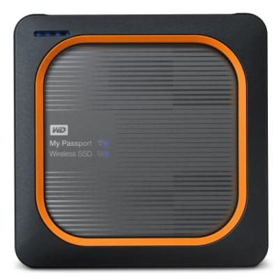 SSD disk WD My Passport Wireless 250GB