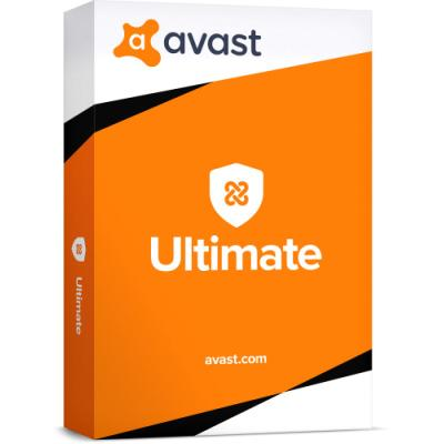 Antivir Avast Ultimate pro 1 počítač na 1 rok