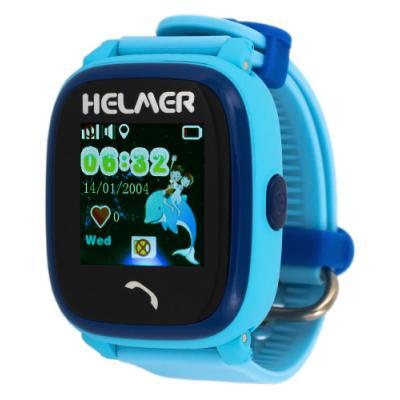 GPS lokátor Helmer LK 704 modrý