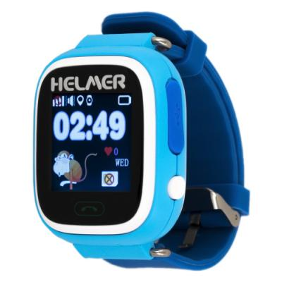 GPS lokátor Helmer LK 703 modrý
