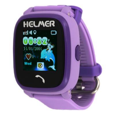 GPS lokátor Helmer LK 704 fialový