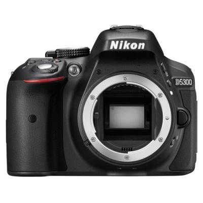 Zrcadlovka Nikon D5300 + sada s objektivy