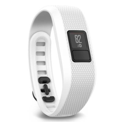 Fitness náramek Garmin vívofit3 bílý L