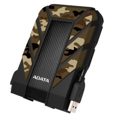 Pevný disk ADATA HD710M Pro 1TB design kamufláž
