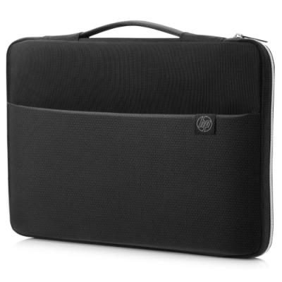 "Pouzdro HP Carry 17,3"" černo - stříbrné"