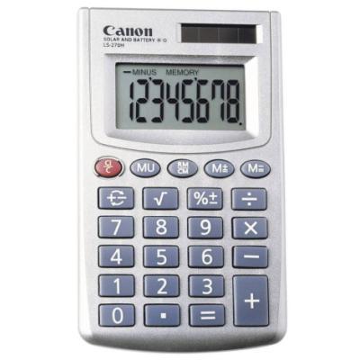 Kalkulačka Canon LS-270HBL