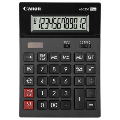Kalkulačka Canon AS-2200