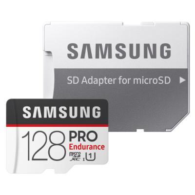 Paměťová karta Samsung PRO Endurance 128GB