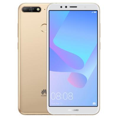 Mobilní telefon Huawei Y6 Prime 2018 zlatý