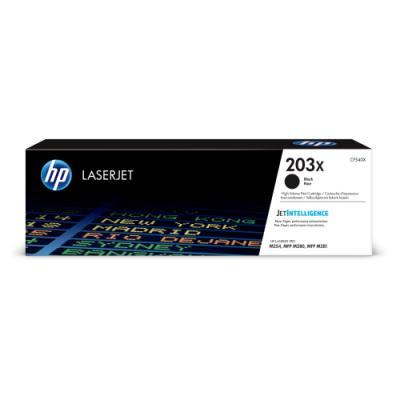 Toner HP 203X (CF540X) černý