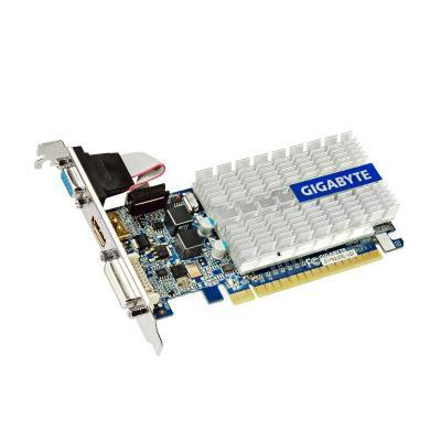 Grafická karta GIGABYTE GeForce 210 1GB