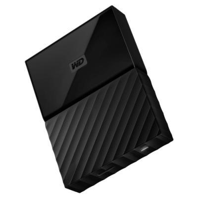 Pevný disk WD My Passport pro MAC 2TB černý