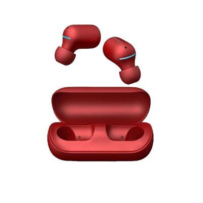 Sluchátka IMMAX Mini Sport BT0005 červená