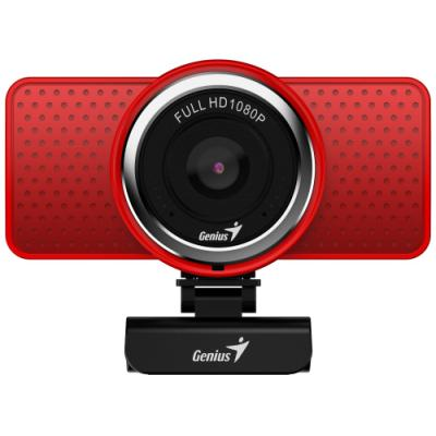 Webkamera Genius ECam 8000 červená