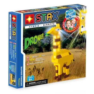 Stavebnice Light STAX Hybrid Droning Giraffe