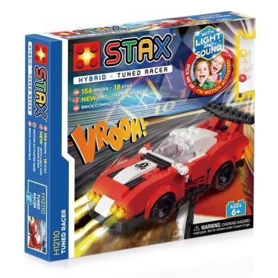 Stavebnice Light STAX Hybrid Tuned Racer