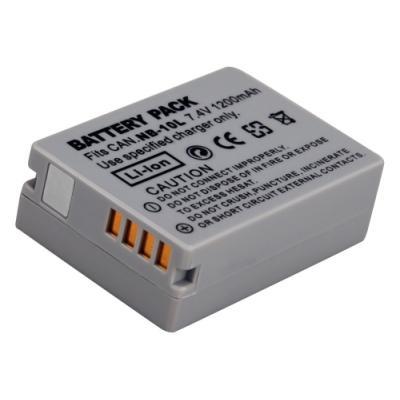 Baterie TRX pro Canon 1200mAh