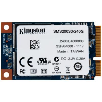 SSD disk Kingston SSDNow mS200 240GB