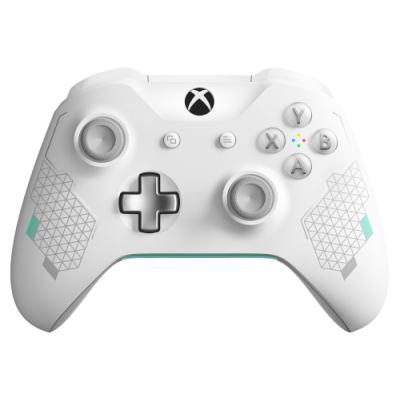 Gamepad Microsoft pro Xbox One S Sport White