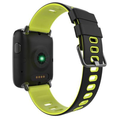 Chytré hodinky IMMAX SW9 černo-zelené Chytré hodinky ac7b02b3dad