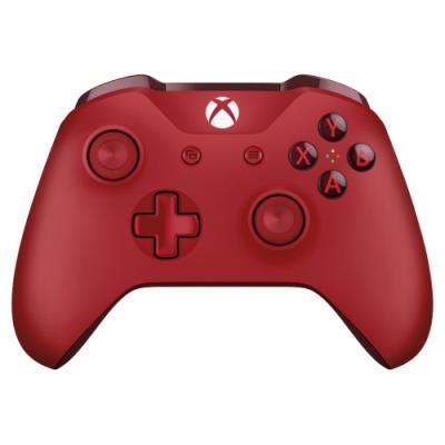 Gamepad Microsoft pro Xbox One S červený