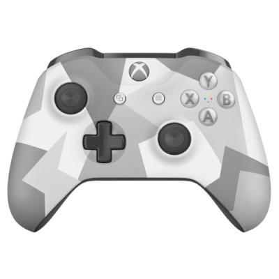 Gamepad Microsoft pro Xbox One S bílo-šedý