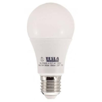 LED žárovka TESLA BULB E27 9W 5 ks