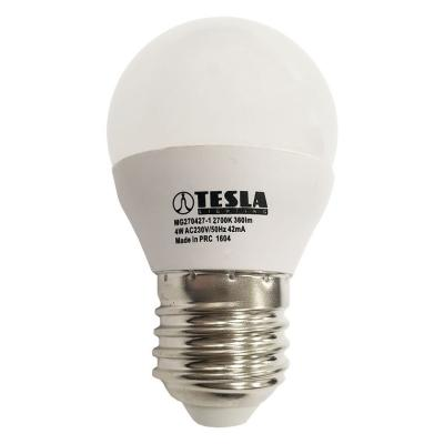 LED žárovka TESLA mini BULB E27 4W