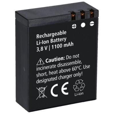 Baterie Rollei pro videokamery ActionCam 1100mAh