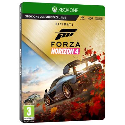 Hra Microsoft Forza Horizon 4 Ultimate Edition