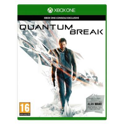 Hra Microsoft Quantum Break pro Xbox One