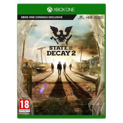 Hra Microsoft State of Decay 2 pro Xbox One