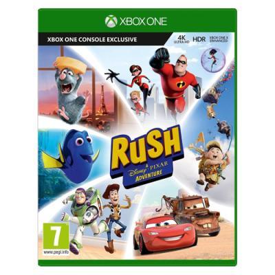 Hra Microsoft Rush: A Disney Pixar Adventure