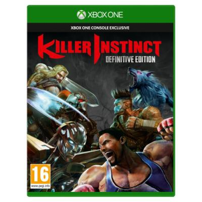 Hra Microsoft Killer Instinct Definitive Edition