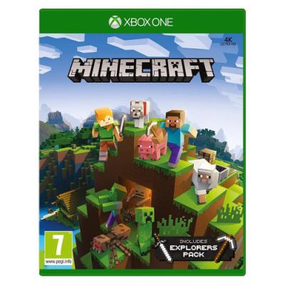 Hra Microsoft Minecraft Explorer's Pack