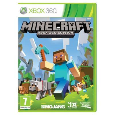 Hra Microsoft Minecraft pro Xbox 360